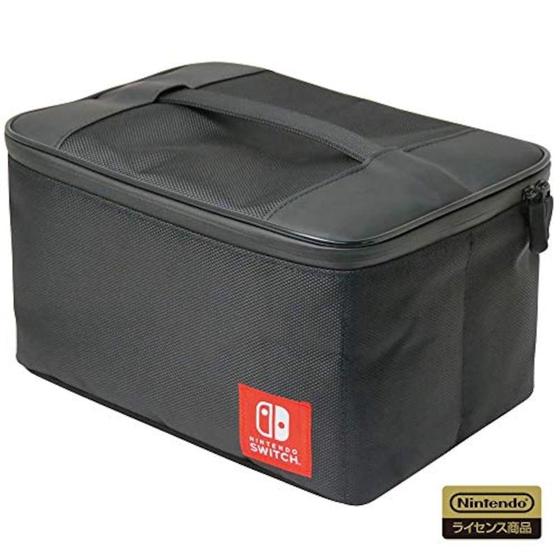 ホリ,まるごと収納バッグ for Nintendo Switch,NSW-013