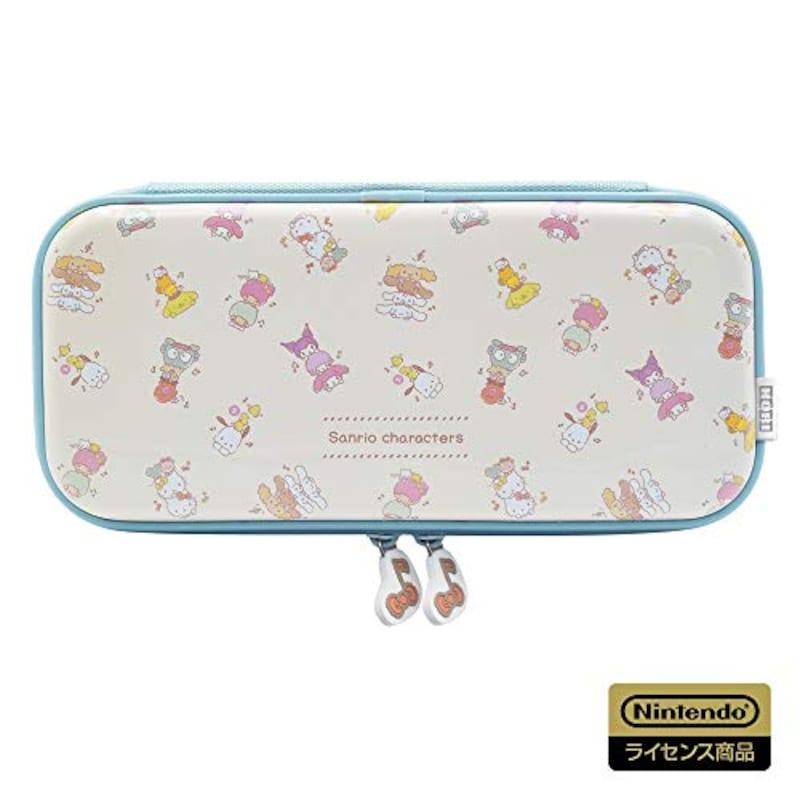 ホリ,サンリオキャラクターズ ハイブリッドポーチfor Nintendo Switch,AD25-002