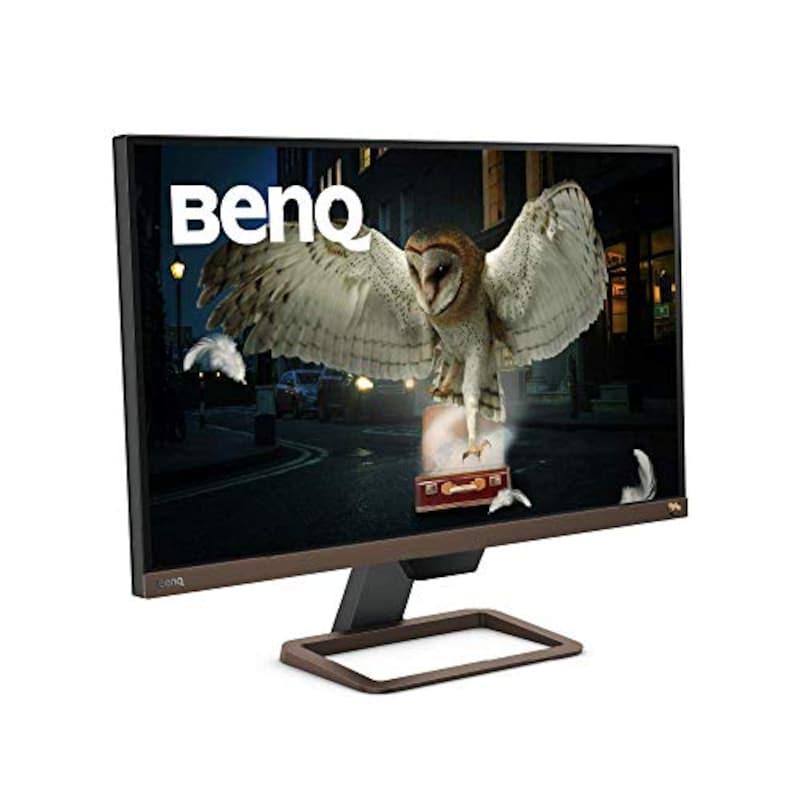 BenQ(ベンキュー),4K高画質&高音質モニター,EW2780U