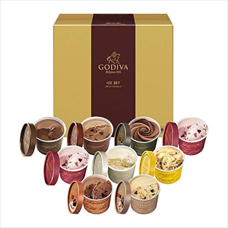 GODIVA(ゴディバ),カップアイス 9個入