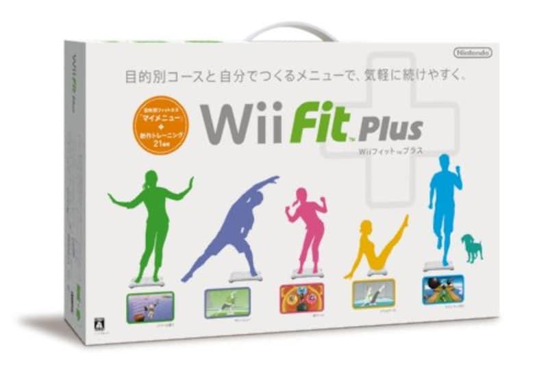 任天堂,Wiiフィット プラス