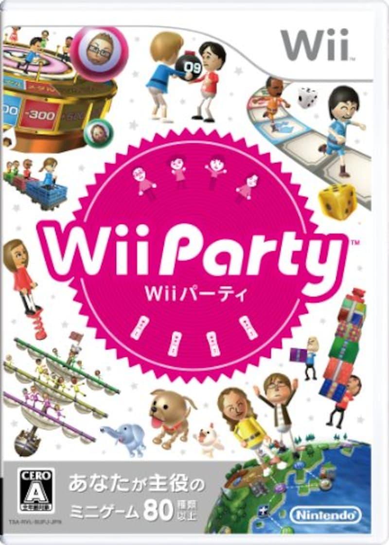 任天堂,Wii Party