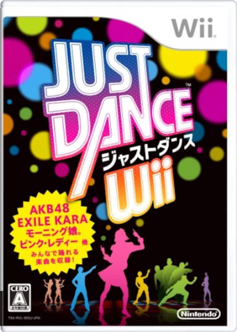 任天堂,JUST DANCE Wii