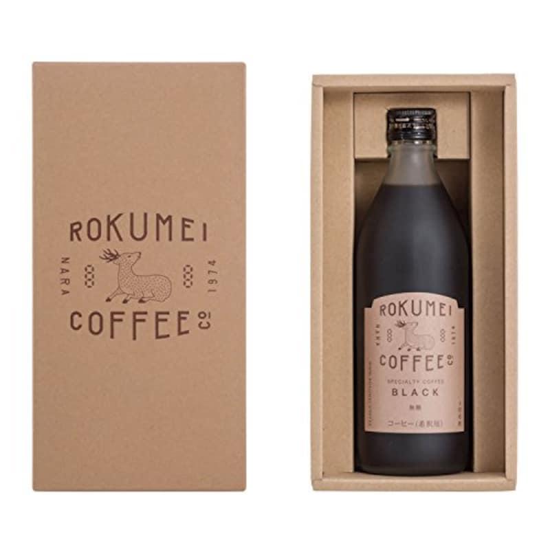 ROKUMEI COFFEE CO. ( ロクメイコーヒー ),コーヒーギフト カフェベース ブラック