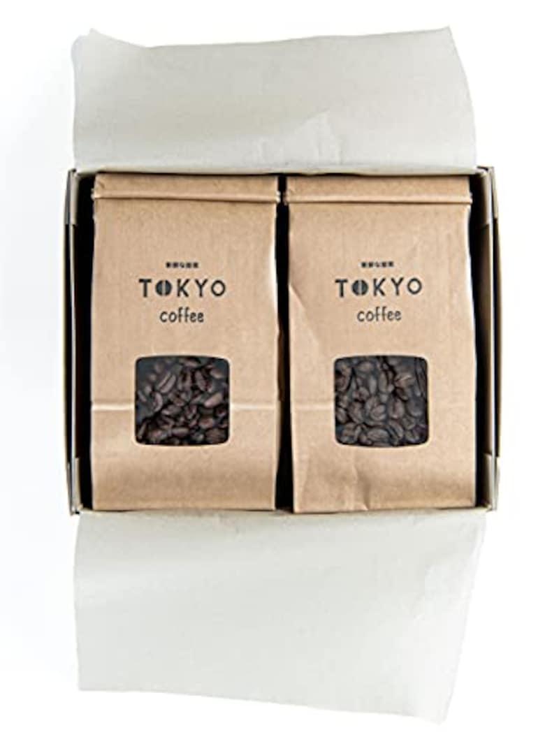 TOKYO COFFEE,オーガニック ブレンド コーヒー豆