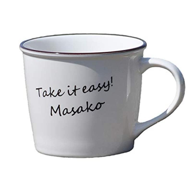 京陶窯業株式会社,名入れ マグカップ