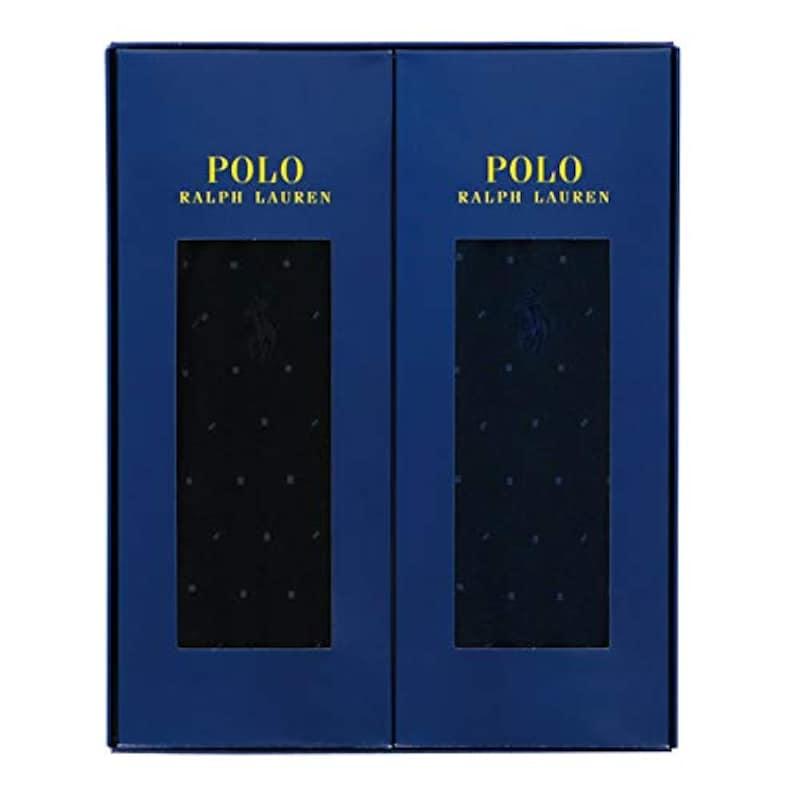 POLO RALPH LAUREN(ポロラルフローレン),ワンポイント ビジネスソックス