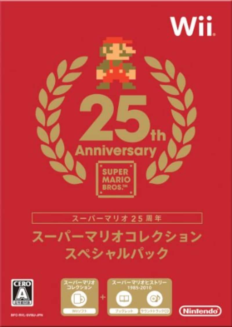 任天堂,スーパーマリオコレクション スペシャルパック
