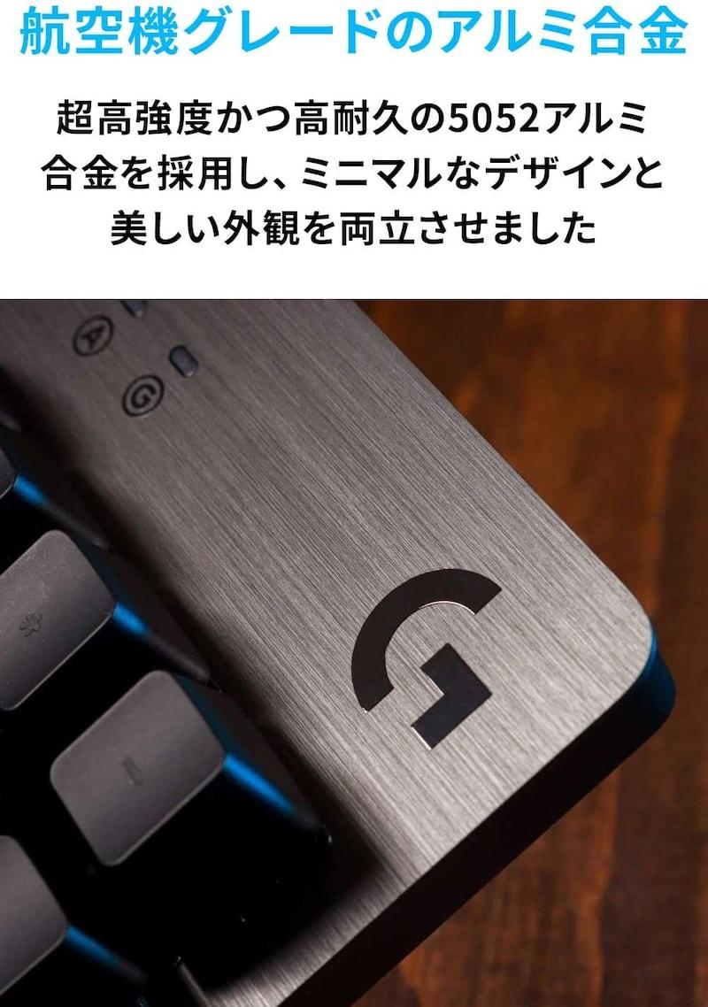 Logicool(ロジクール),ゲーミングキーボード,G512-CK