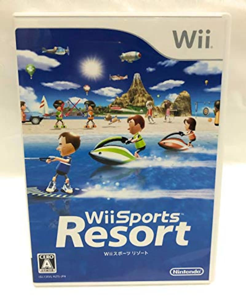 任天堂,Wii Sports Resort