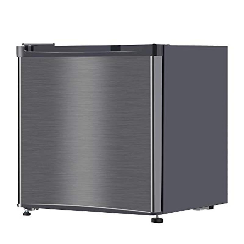 MOA STORE,maxzen 1ドア直冷式冷蔵庫,JR046ML01GM