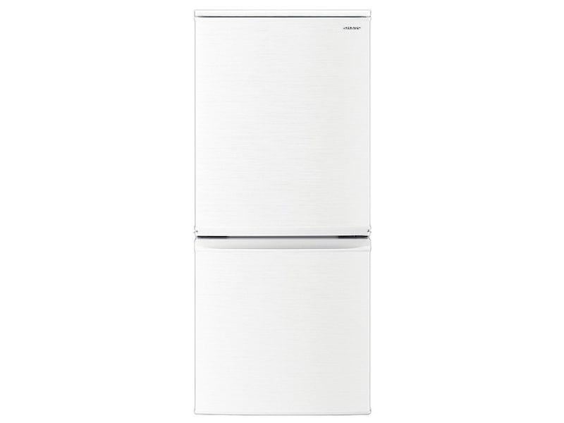 SHARP(シャープ),小型冷蔵庫,SJ-D14F-W