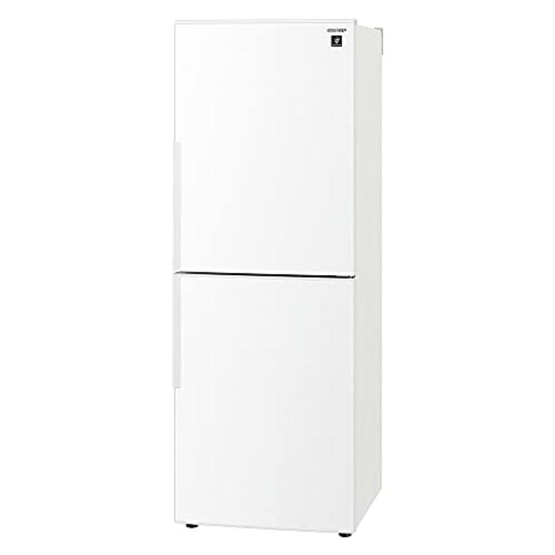 SHARP(シャープ),2ドア冷蔵庫,SJ-PD28G-W