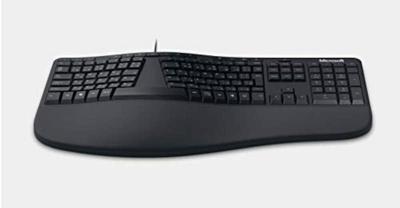 Microsoft(マイクロソフト),エルゴノミック キーボード,LXN-00018