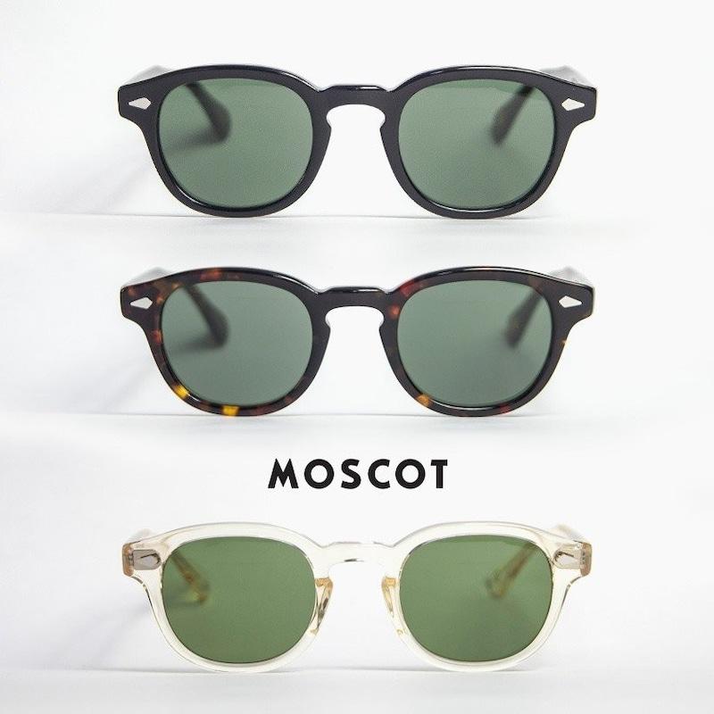 Moscot(モスコット), LEMTOSH 46サイズ ウェリントンサングラス