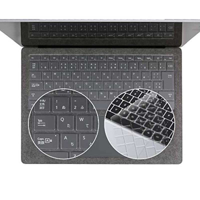 Digi-Tatoo,キースキン for Microsoft Surface Pro4/ Pro5/ Pro6/ Pro7/ProX,JJL-SPRO-KC