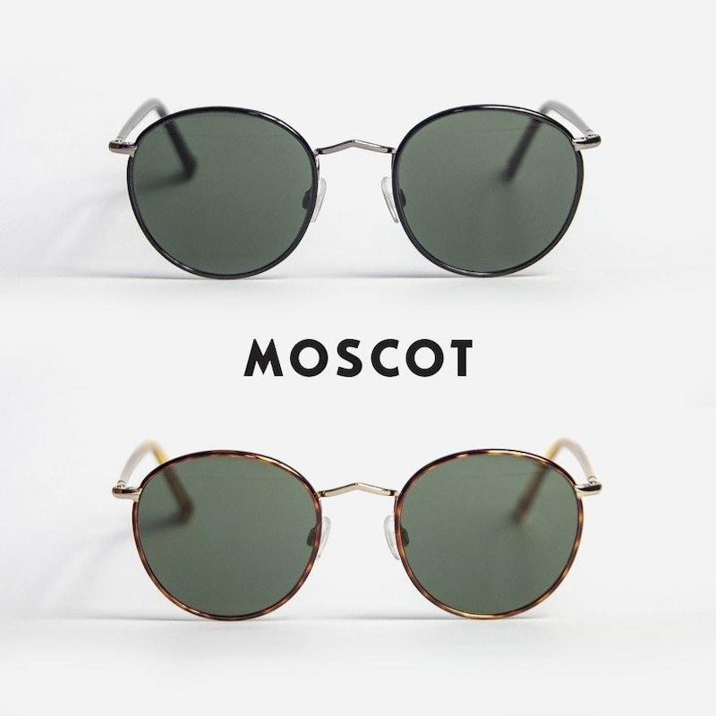 Moscot(モスコット),ZEV 49サイズ 七宝 ボストンサングラス,gls-zev-s