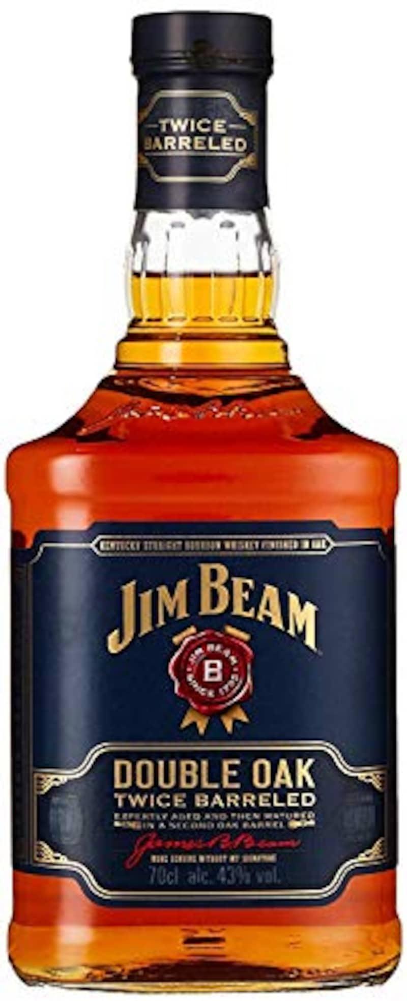 JIM BEAM(ジムビーム),ジムビーム ダブルオーク