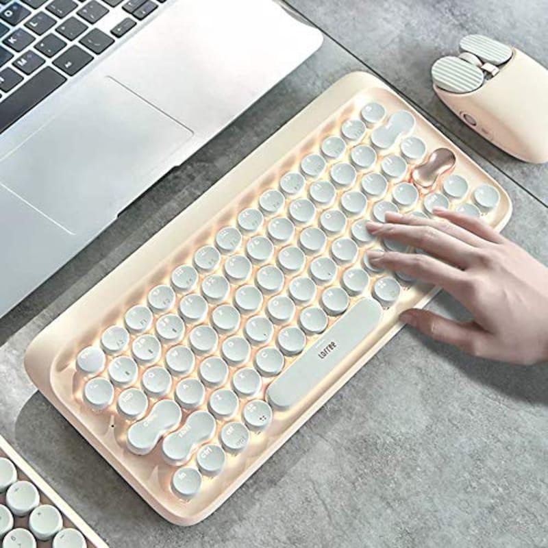Lofree(ローフリー),Bluetooth キーボード タイプライター