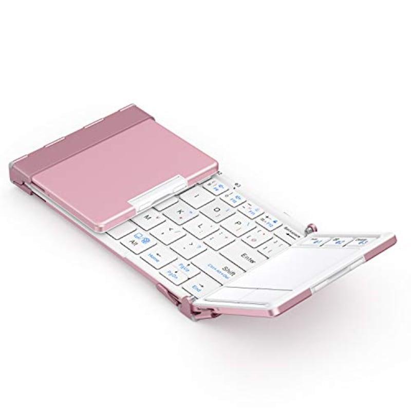 iClever (アイ・クレバー),折り畳みキーボード,IC-BK08