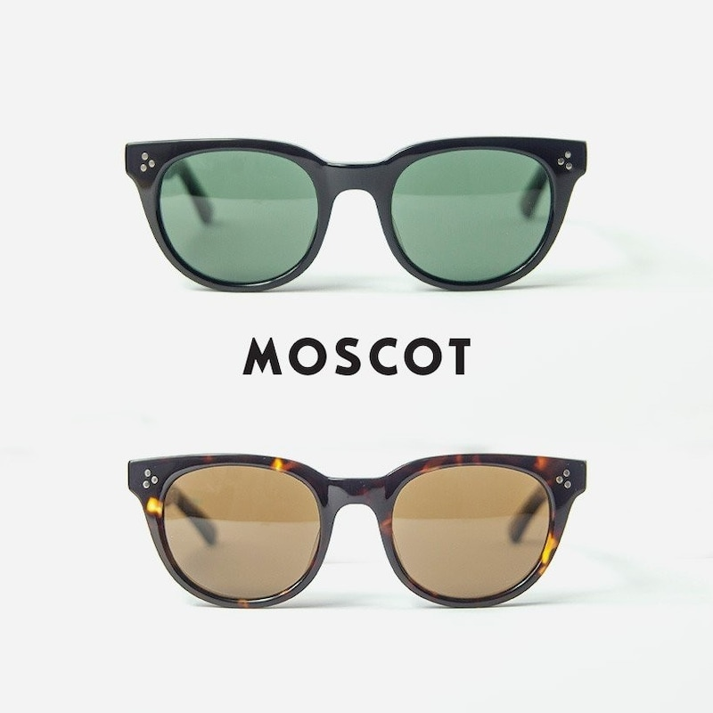 Moscot(モスコット),VILDA 51サイズ ウェリントンサングラス