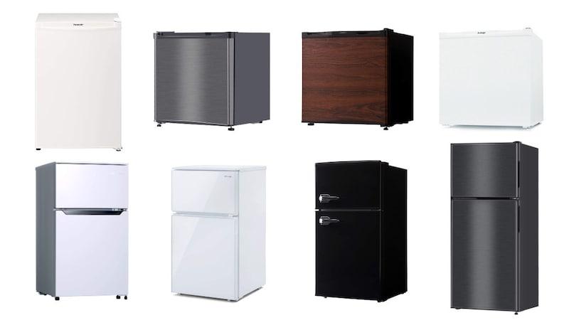 【2021年】小型冷蔵庫おすすめランキング20選|寝室に!静音や霜取り不要なモデルも