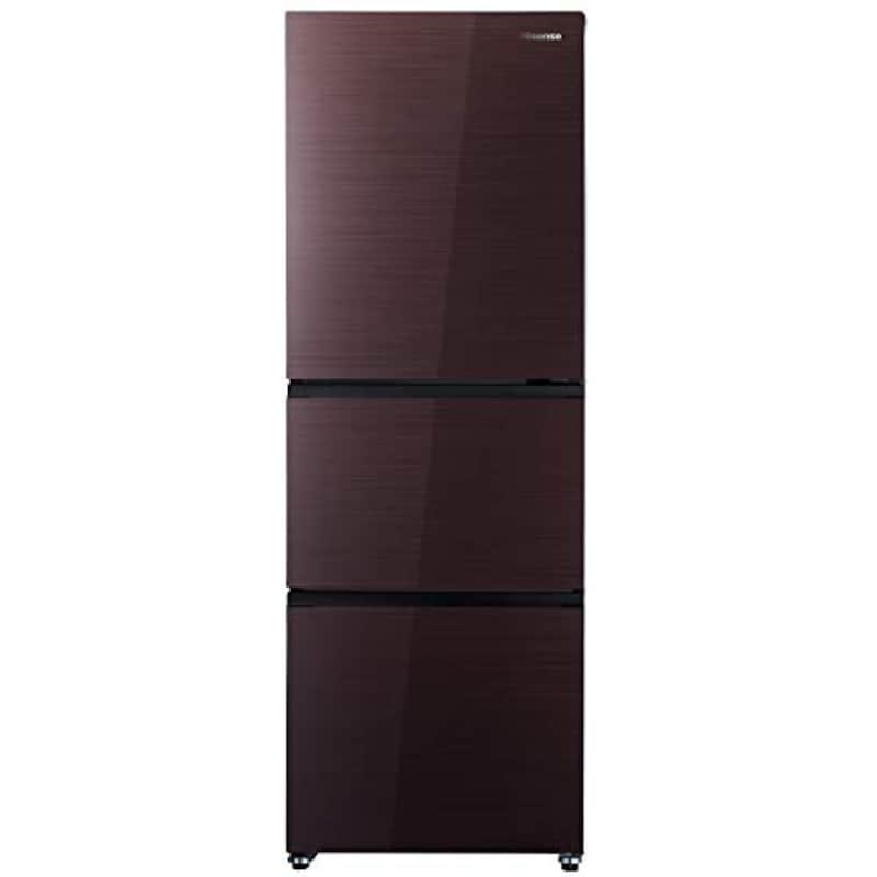 Hisense(ハイセンス),冷凍冷蔵庫 282L,HR-G2801BR