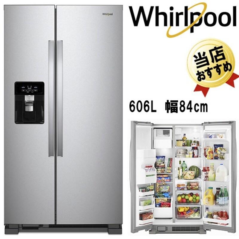 Whirlpoo(ワールプール),冷凍冷蔵庫,WRS331SDHM