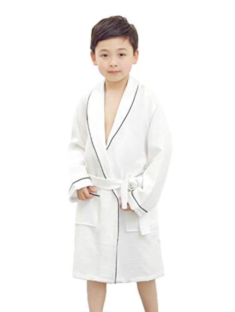 Aikee(アイキー),子供用 バスローブ キッズ