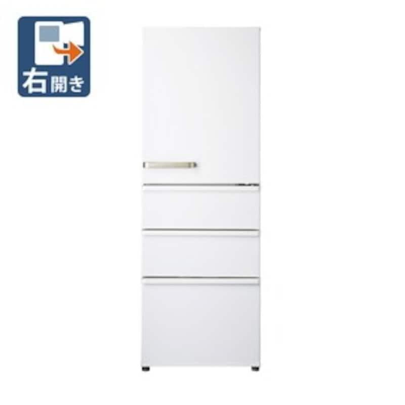 AQUA(アクア),アクア 355L 4ドア冷蔵庫,AQR36KW