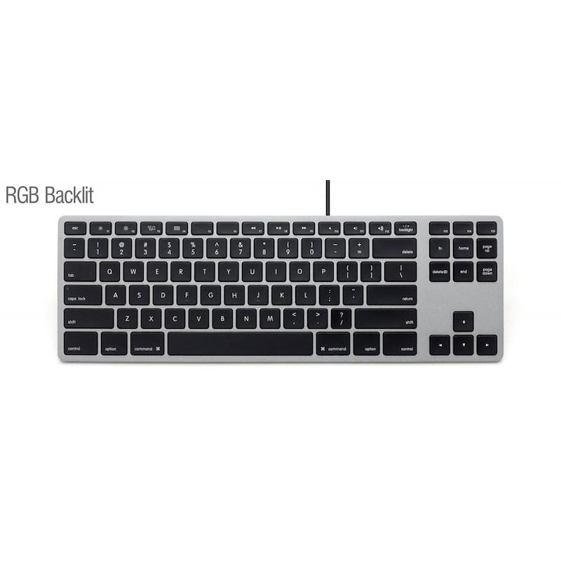 FILCO(フィルコ),RGB Backlit Wired Aluminum Tenkeyless Keyboard for Mac,FK308LB-JP