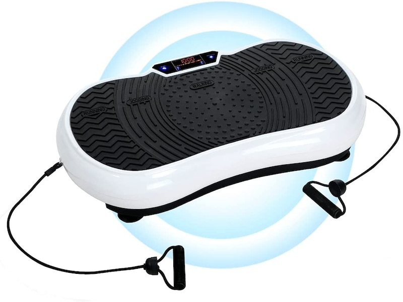 SUPRUIS,振動マシン 振動調節99段階 音楽プレイヤー機能付