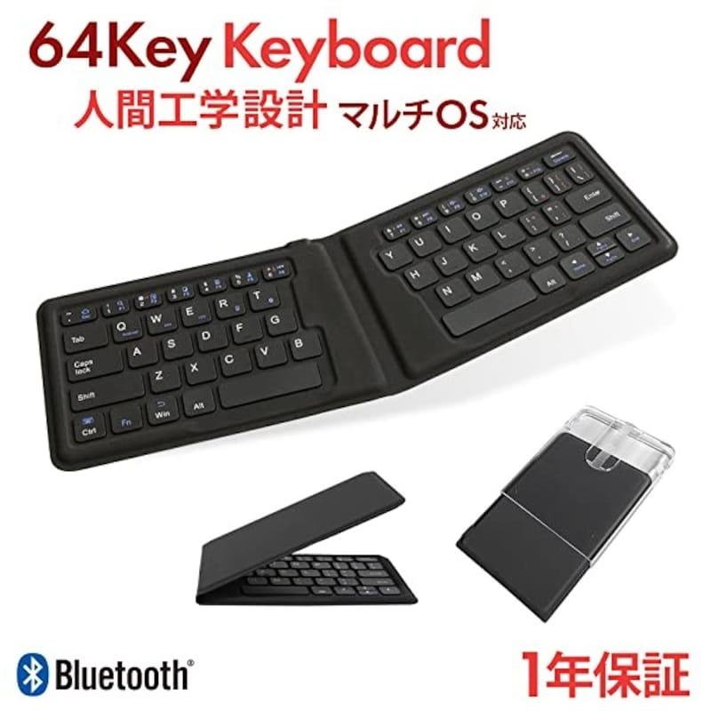 オウルテック,無線キーボード,OWL-BTKB6402