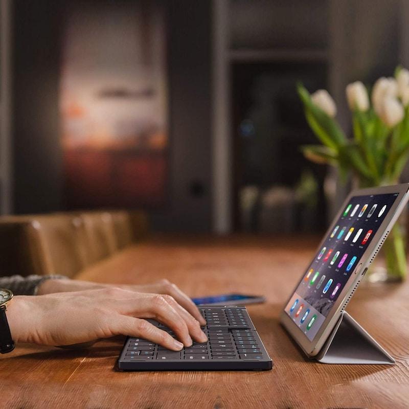 iClever,Bluetoothキーボード,IC-BK06Mate