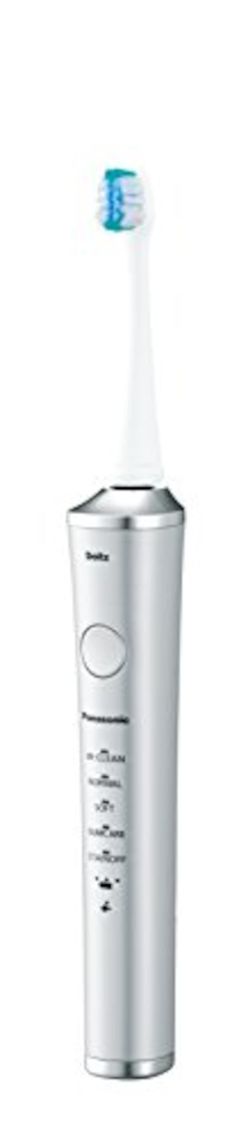 Panasonic(パナソニック),電動歯ブラシ ドルツ シルバー,EW-DP51