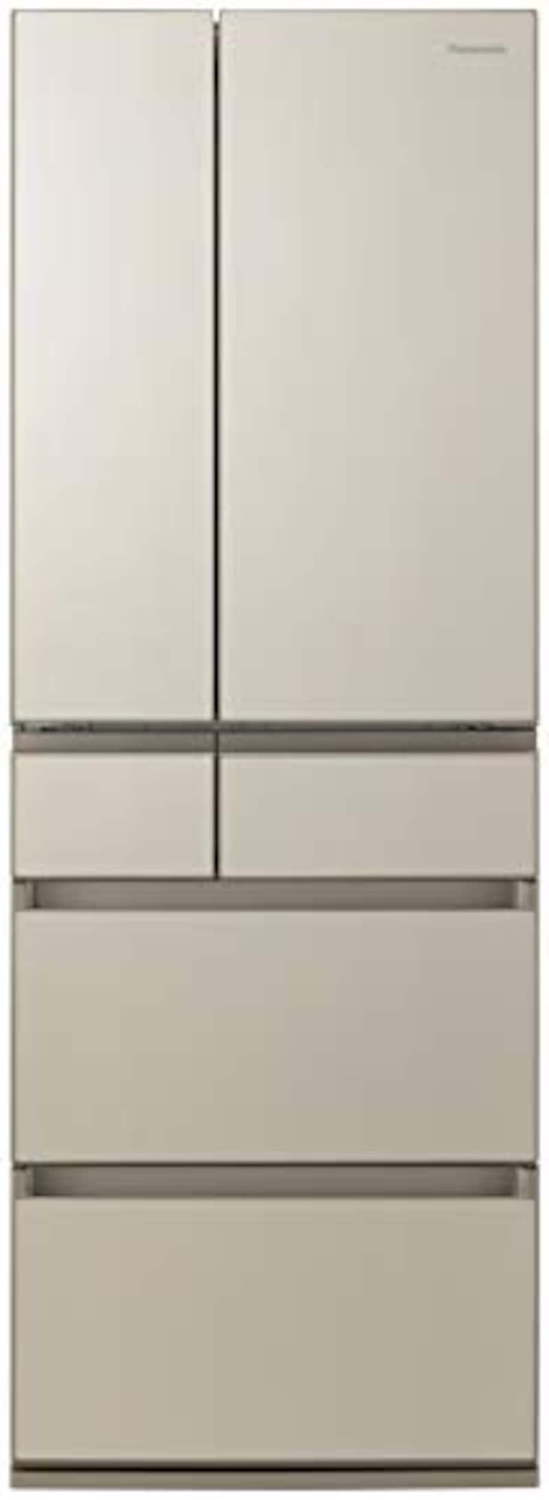Panasonic(パナソニック),6ドア冷蔵庫 パーシャル搭載 ,NR-F507PX-N