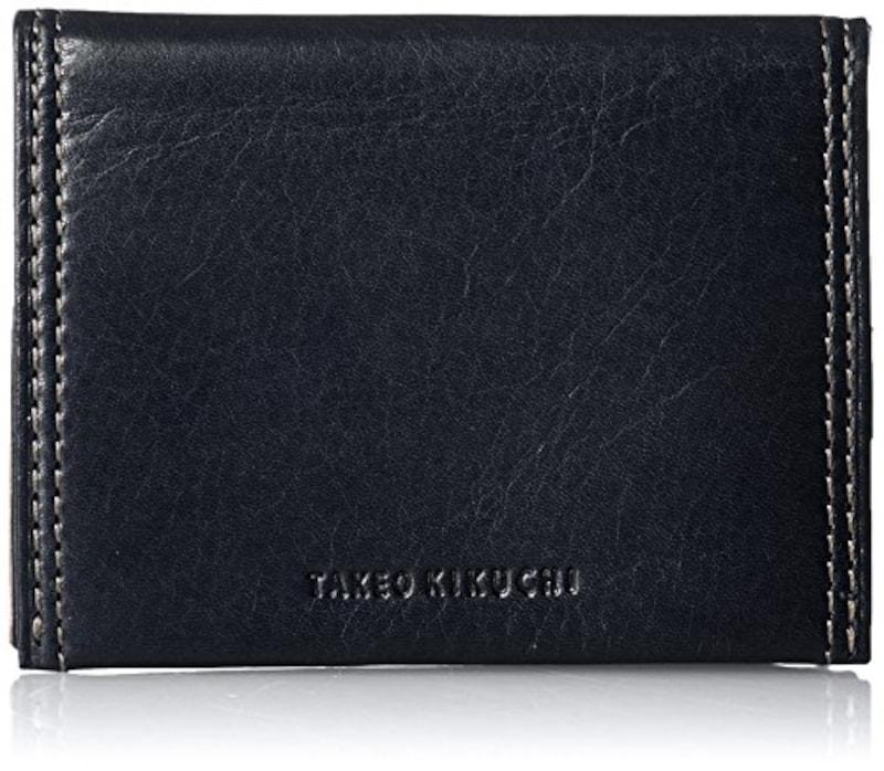 TAKEO KIKUCHI(タケオキクチ),小銭入れ メンズ BOX型 ソフトアンティーク,TKW505013