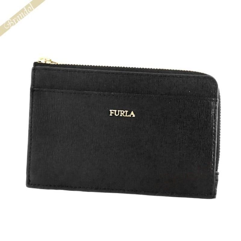 FURLA(フルラ),小銭入れ バビロン カードケース,PR75 B30 O60 / 907847 ONYX