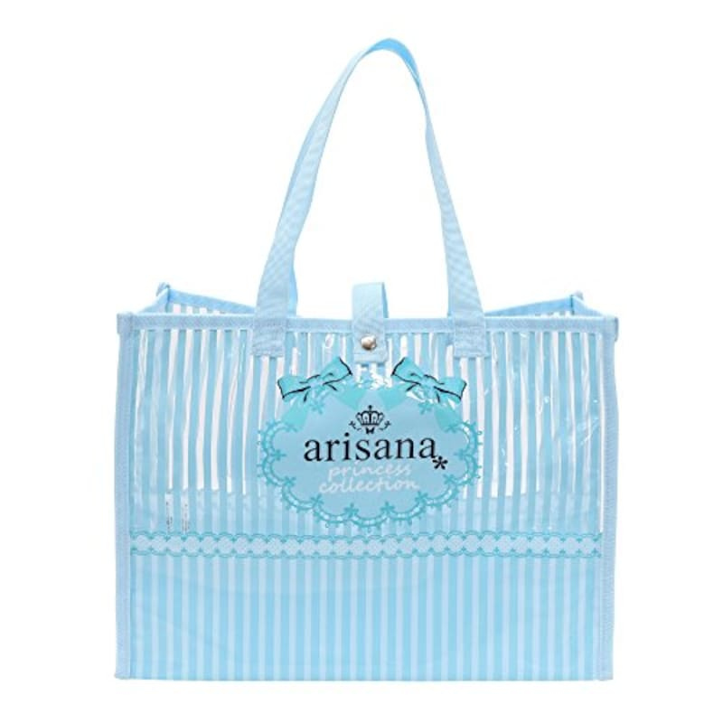 arisana(アリサナ),プールバッグ ストライプ&リボン