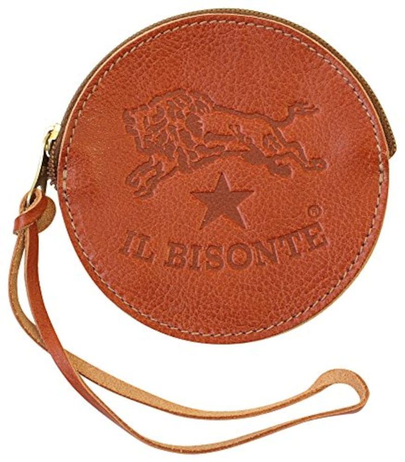 IL BISONTE(イルビゾンテ),コインケース 牛なめし革,C1012.P VACCHETTA//C1012-P