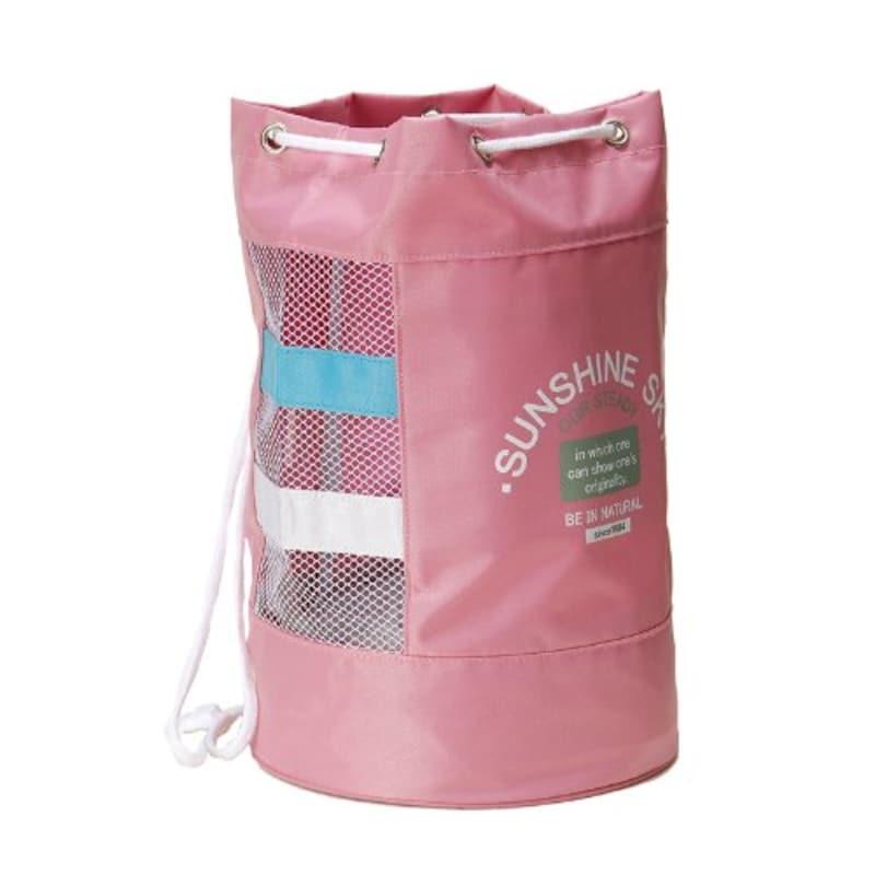 アイセック,メッシュ型スイミングバッグ,1000043555