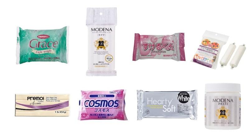 樹脂粘土のおすすめ人気ランキング15選|フィギュア、アクセサリー、スイーツデコ作りに!初心者・子供向けも紹介