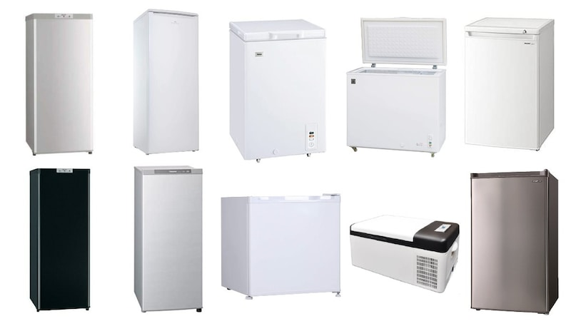【2021】冷凍庫おすすめ人気ランキング21選 霜取り不要のファン式も紹介!屋外で使えるタイプも