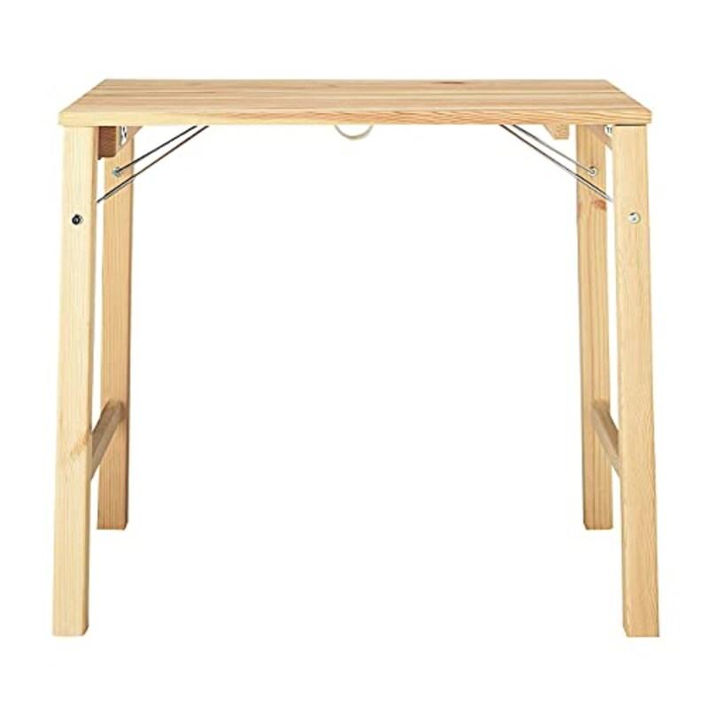 無印良品,パイン材テーブル・折りたたみ式,18499441