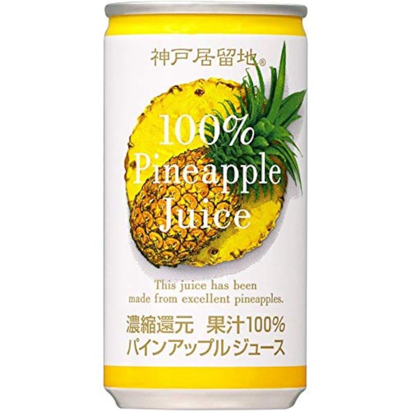 神戸居留地,パインアップル 100%