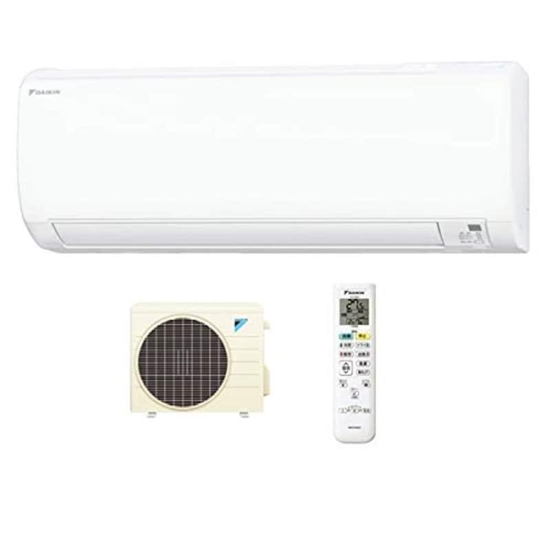 DAIKIN(ダイキン),ルームエアコン Eシリーズ 2020モデル,S25XTES-W
