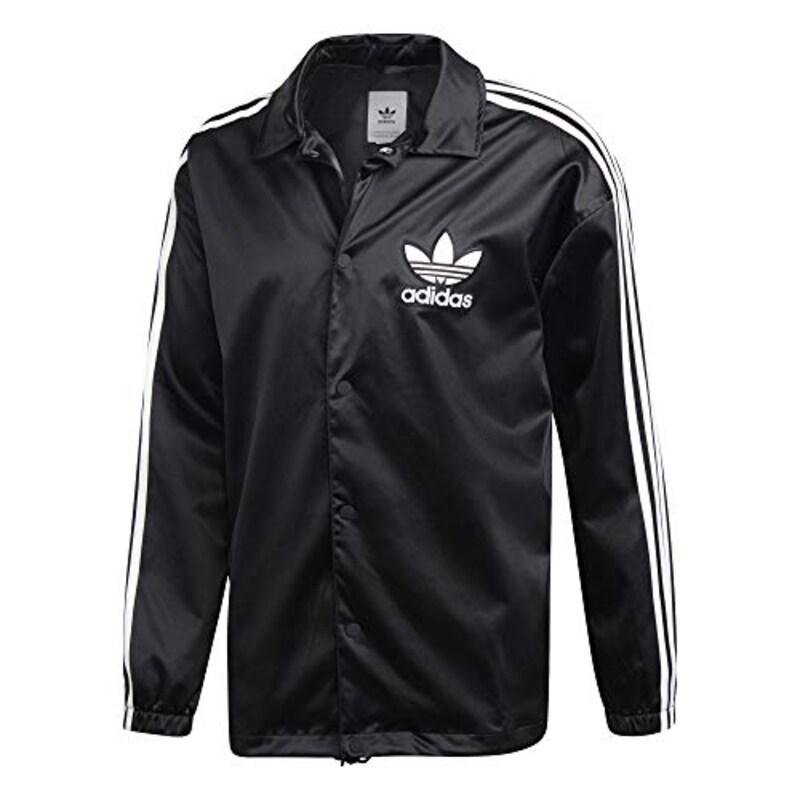 adidas Originals(アディダスオリジナルス),Satin Coaches Jacket