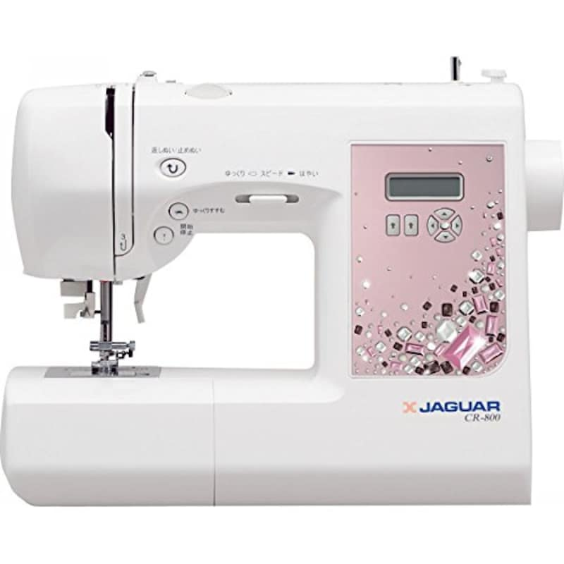 JUGAR (ジャガー),コンピューターミシン,CR-800(cr-800)