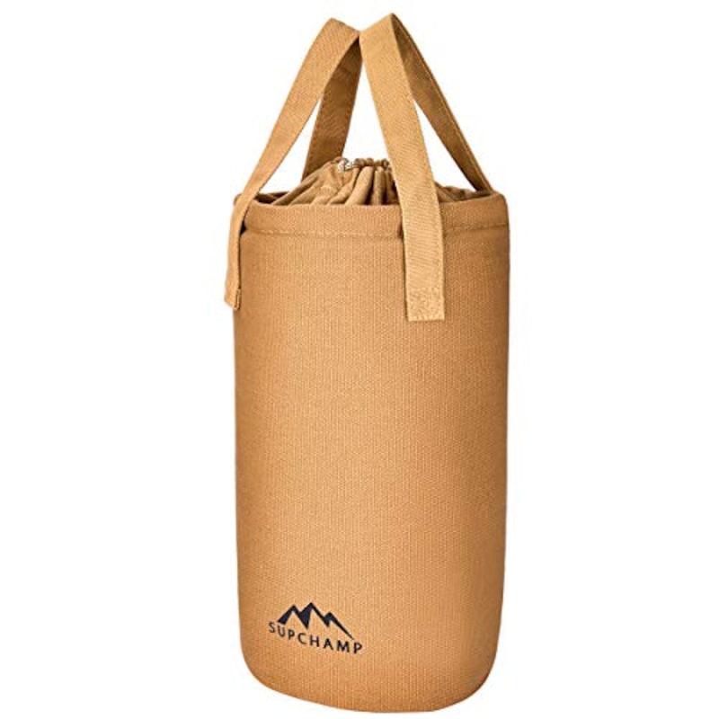 Supchamp,帆布製ランタンケース,ー
