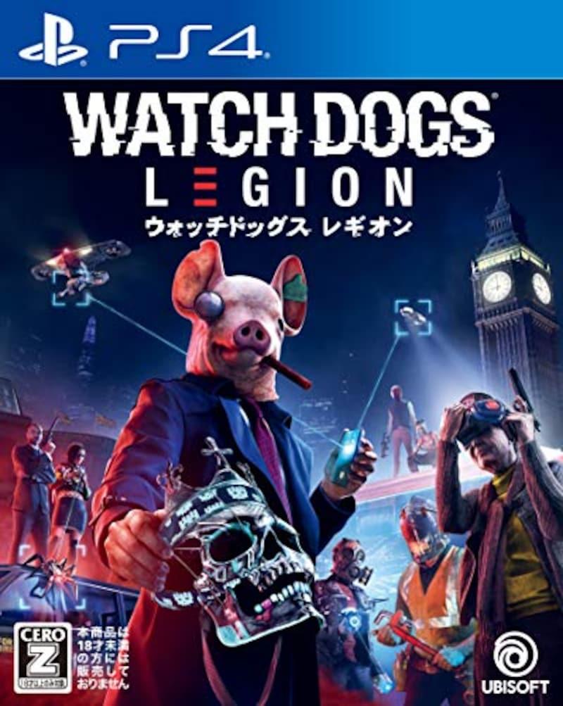 ユービーアイソフト,WATCH DOGS LEGION(ウォッチドッグス レギオン),PLJM-16526